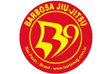 Barbosa Jiu Jitsu logo which is Muncie BJJ's affiation